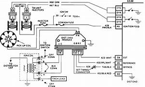 Diagram  Distributor Wiring Diagram Chevy 305 Full