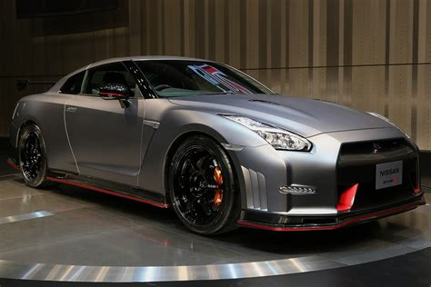 2015 Nissan Gtr Nismo Has A Staggering 600 Hp