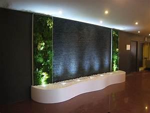 Fontaine Mur D Eau Exterieur : fontaine a eau decoration interieure fontaine murale ~ Premium-room.com Idées de Décoration