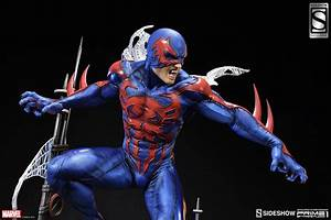 Marvel Spider-Man 2099 Statue by Sideshow Collectibles ...
