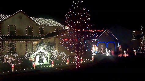 light display in columbus ohio