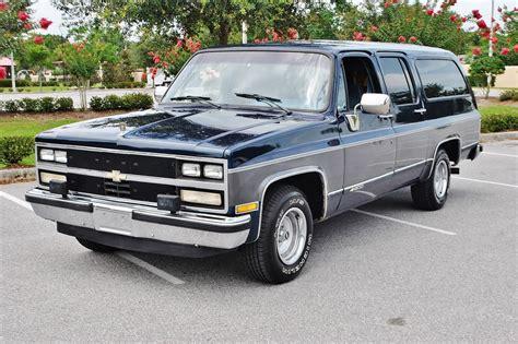 1989 Chevrolet Suburban Photos