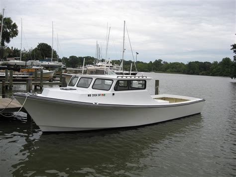 Custom Built Bay Boats 36 custom bay built the hull boating and