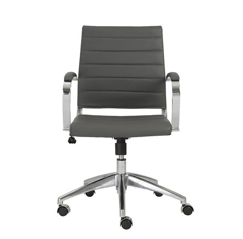 low back desk chair axel low back office chair with armrests office chairs