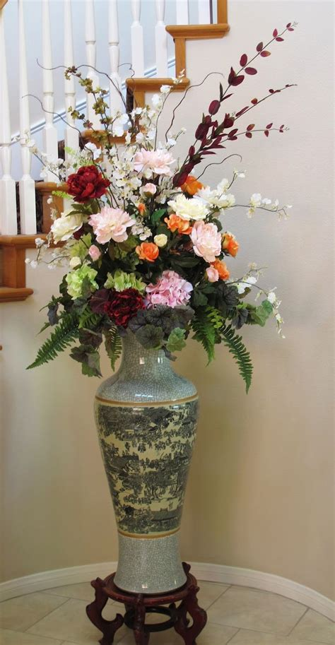 Interior & Decoration Fake Artificial Flower Arrangements