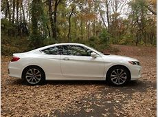 2015 Honda Accord Coupe More Power with Fewer Doors