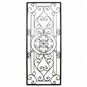 Wrought Iron Wall Art Decor - Decor IdeasDecor Ideas