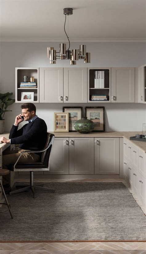 Sharps Bedroom Home Office by Bespoke Home Office Solutions Sharps Bedrooms