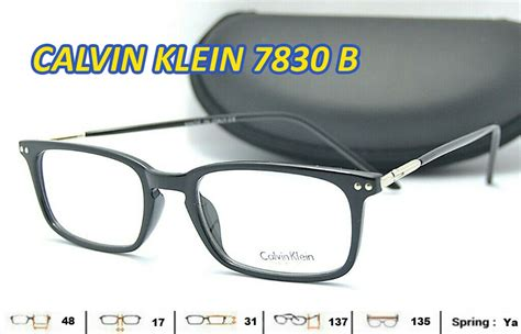 Jual Frame Kacamata Calvin jual frame calvin klein 7830 kacamata baca minus plus di