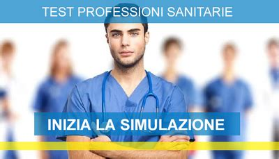 Test Ingresso Professioni Sanitarie Anni Precedenti Test D Ingresso Professioni Sanitarie