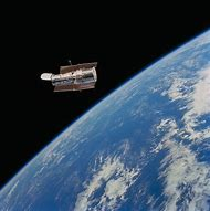 Earth From Space Hubble Telescope
