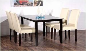 Runder Esstisch Mit Stühlen : esstisch mit st hlen g nstig kaufen hauptdesign ~ Lizthompson.info Haus und Dekorationen