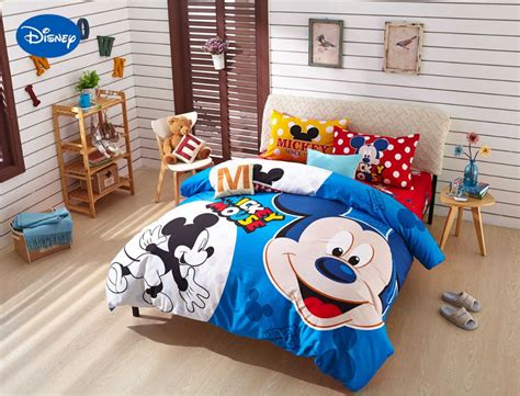 Popular Mickey Mouse Bedroom Sets-buy Cheap Mickey Mouse