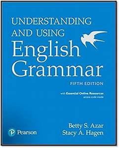 Pdf Cd  Understanding And Using English Grammar 5th Edition  Student U0026 39 S Book   Teacher U0026 39 S Guide