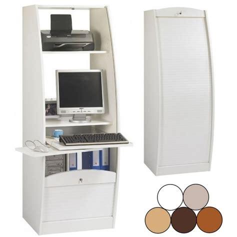 bureau fermé pour ordinateur meuble fermé pour ordinateur bureau pour ordinateur pas