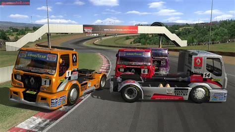 renault truck wallpaper renault truck racing 2010 download review video