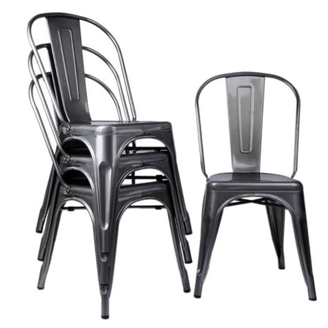 Chaise Bistrot Metal  Achat  Vente Pas Cher