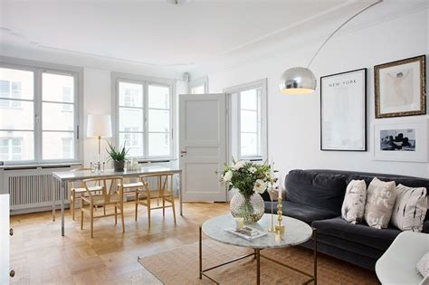 Per Jansson  Living Rooms  Tall Ceilings, White Walls