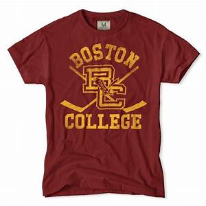 Boston College Hockey T-Shirt from Tailgate Clothing | March