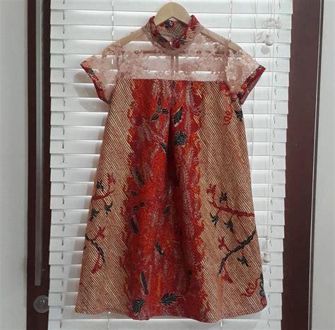 pin  mery sulastri  batik  kebaya batik dress