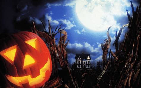 Halloween Animated With Sound Wallpapers Wallpapersafari