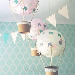 Ausgefallene Geburtstagskarten Selber Basteln : die besten 25 hei luftballon basteln ideen auf pinterest ~ Frokenaadalensverden.com Haus und Dekorationen
