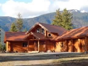 Log Home Metal Roof Colors