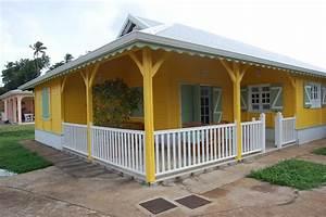 Prix Maison En Bois En Kit : construire maison guadeloupe prix ~ Nature-et-papiers.com Idées de Décoration