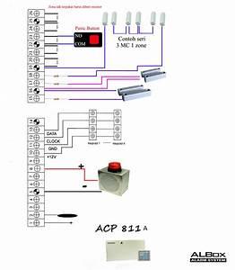Wiring Diagram Albox Acp 811 Konfigurasi