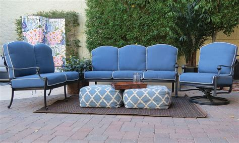 outdoor patio furniture  apartment story coral