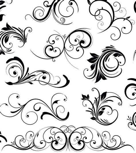 swirlrainbow brushes   photoshop design trends premium psd vector downloads