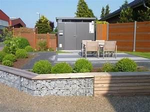 Terrasse Anlegen Ideen : terrasse ideen modern gestalten ~ Whattoseeinmadrid.com Haus und Dekorationen
