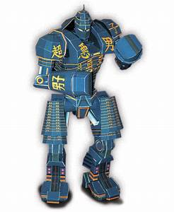 papercraft: Noisy Boy (Real Steel) paper model, hard ...