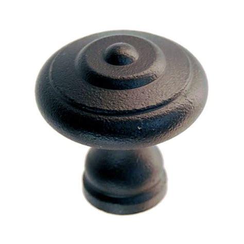 cast iron cabinet knobs restorers classic black cast iron round cabinet knob van