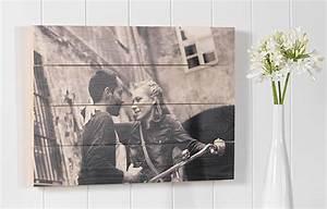 Foto Auf Holz Bügeln : de zomer in huis met een cewe wanddecoratie cewe ~ Markanthonyermac.com Haus und Dekorationen