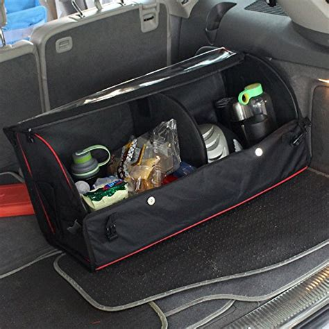 box portaoggetti per auto yaha pieghevole organizer portaoggetti per bagagliaio