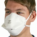 Disposable Folded NIOSH N95 Mask - Pack of 20-111905-20