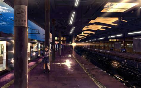school uniforms  trains skirts train stations blush