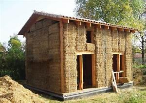 maison en paille revue des protections et risques With maison ecologique en paille