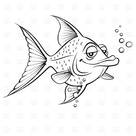 funny fish clipart clipart suggest