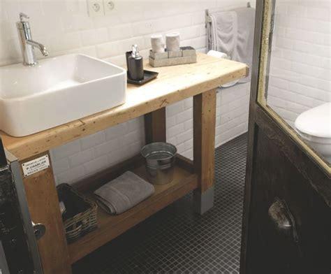 peinture pour meuble de cuisine castorama diy meuble de salle de bains 3 idées pour un relooking côté maison