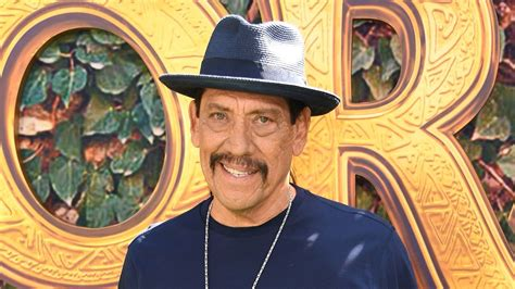 danny trejo helps  save trapped baby   overturned