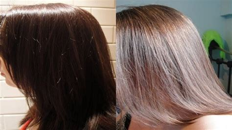 How To Lighten Dyed Hair That Is Too Dark Youtube