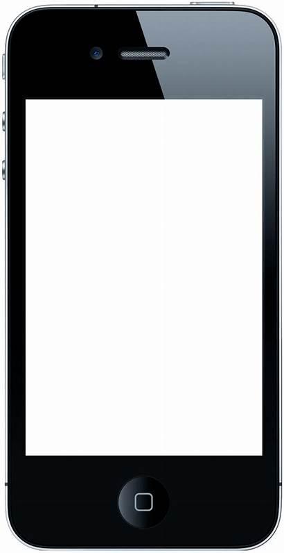 Iphone Transparent Clipart Apple Clip Mockup Gambar