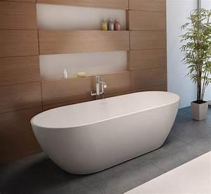 Frei Stehende Badewanne : riho bilbao freistehende badewanne 170 x 80 cm bs10 megabad ~ Udekor.club Haus und Dekorationen