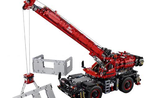 Lego Technic Sommer 2018 Neuheiten Terrain Crane