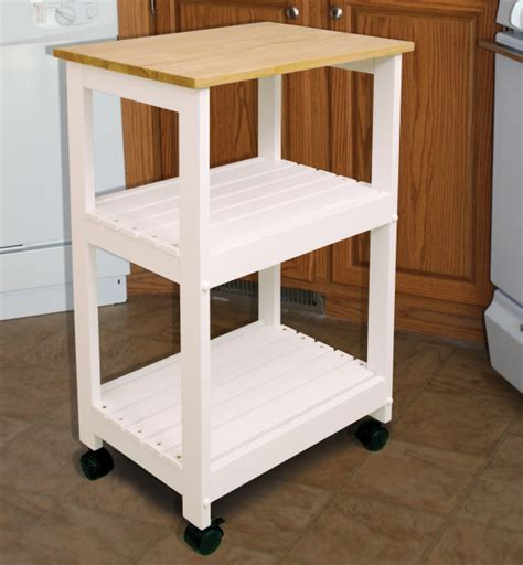 Catskill Craftsmen Kitchen Utility Cart