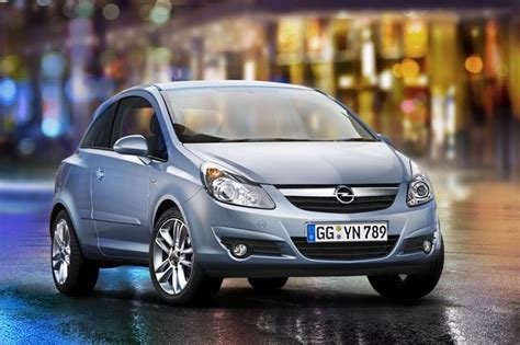Car Usa News : Opel Corsa Coming To Usa News