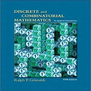 Solution Manual For Discrete And Combinatorial Mathematics