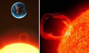 NASA solar storm TODAY: Solar winds to slam Earth from ...
